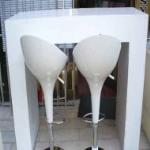 Beyaz Stand Masa